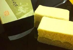 金沢おすすめグルメ 銘菓「菰かぶり」 板屋本店