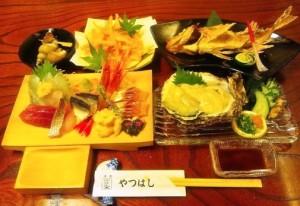東海北陸 富山県のおすすめ旅グルメ 魚処 やつはし